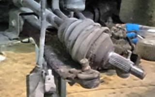 Форд фокус 2 замена передней ступицы