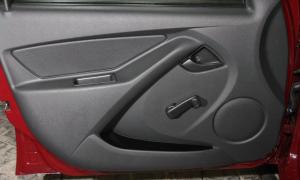 Как снять обшивку передней двери на гранте