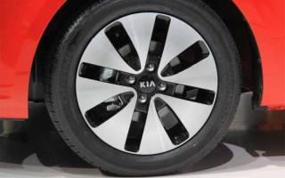 Киа рио разболтовка колес