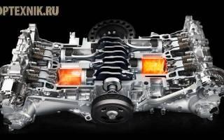 Ремонт двигателя субару форестер