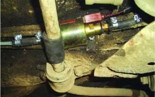 Как установить подогрев двигателя на ваз 2110