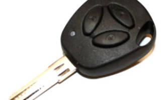 Как обучить ключ лада приора