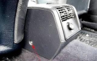Ауди а6 с4 замена радиатора печки
