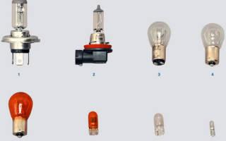Замена лампы стоп сигнала рено логан