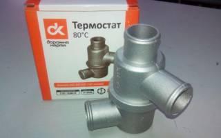 Как проверить термостат ваз 2106